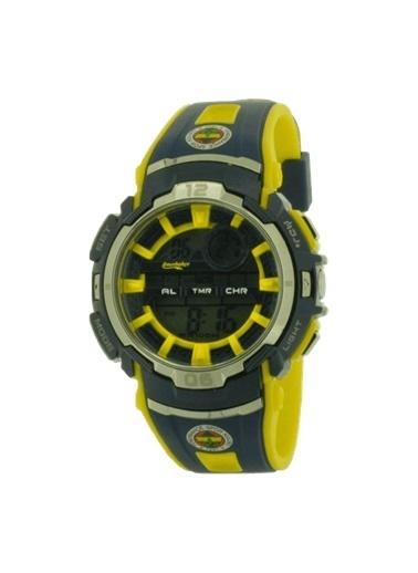 Fenerbahçe Saat Renkli